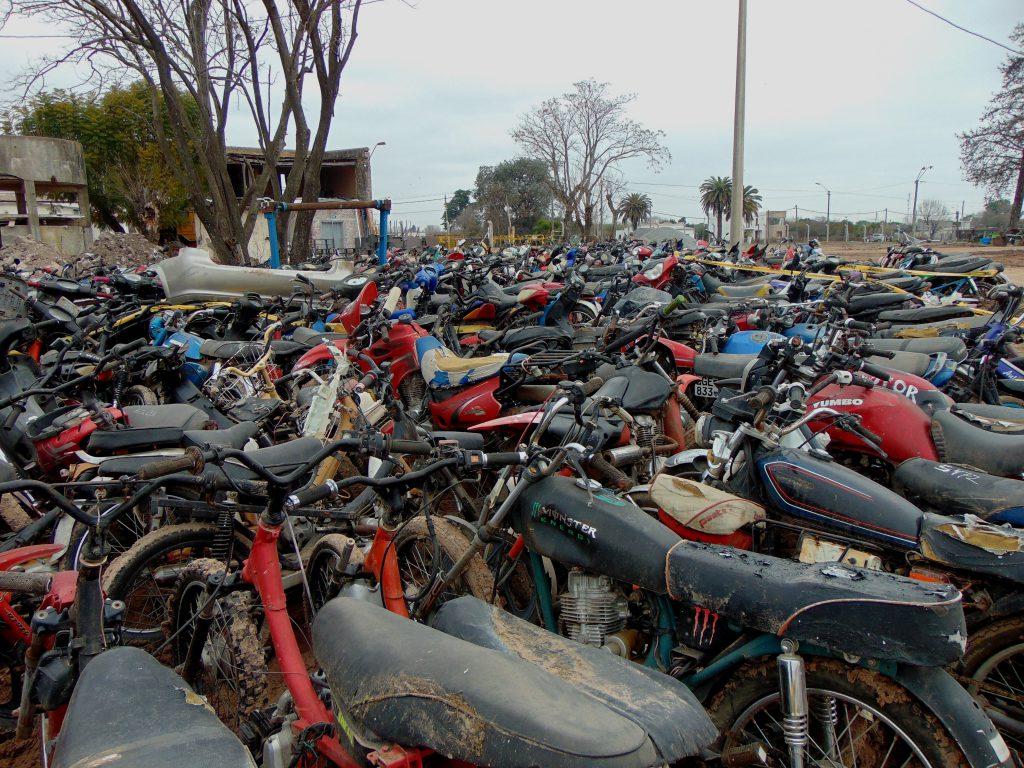 motos para remate en Dolores