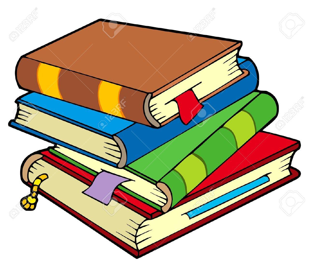 7554190-pila-de-cuatro-libros-antiguos-foto-de-archivo